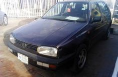 Volkswagen Golf 1999 Manual Petrol ₦470,000 for sale