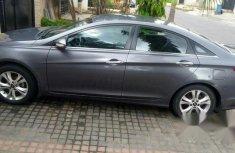 Hyundai Sonata 2013 Gray for sale