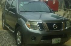 Nissan Pathfinder 2009 Gray for sale