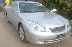 Tokunbo Lexus ES 330 2005 Silver for sale