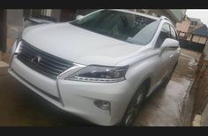 Tokunbo Lexus Rx350 2015 White for sale