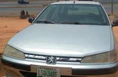 Peugeot 406 Wagon 2000 Gray For Sale
