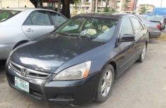 Honda Accord 2007 Petrol Automatic Grey/Silver for sale