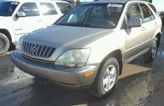 Lexus 2005 silver for sale