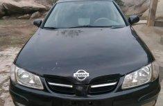 Nissan Almera 2002 Black for sale