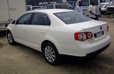 Super Clean Registered 2008 White Volkswagen Jetta For sale with the fullest option buy and drive vehicle.