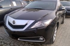 2010 Acura Zdx Tokunbo Black For Sale