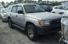 Clean Toyota 4runner 1998 silver Model for sale