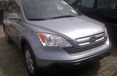 Clean Honda Crv silver for sale
