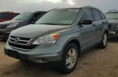 Clean Honda Crv 2009 green for sale