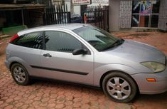 Tokunbo 2001 Ford Focus For Cheap Sale...