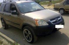 Toks 2002 Honda Crv for sale