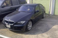 Registered 2006 Black Bmw 320i For Sale with the fullest option buy and drive vehicle.