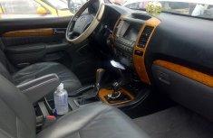 Toks Registered 2006 Silver Lexus Gx470 For sale