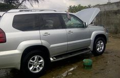 Toks Registered 2006 Silver Lexus Gx470 For sale