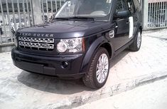 TOKS 2011 Black Land Rover Discovery FOR SALE