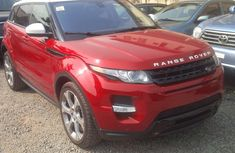 Range Rover sport 2010 red for sale