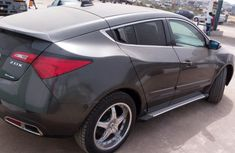 Acura Zdx 2012 Black Used Clean For sale