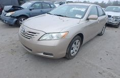 Toyota Camry 2014 Gold for sale