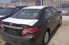 Sharp neat Toyota Corolla 2009 Black for sale full options