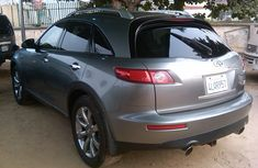 Toks Very Clean 2004 Grey Model Infiniti Fx35 For sale, full Option buy and drive vehicle.