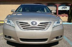 Toyota Camry 2009 gold for sale