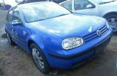 Volkswagen Golf 2006 blue for sale