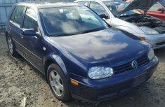 2003 Volkswagen Golf4 Blue for sale