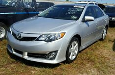 2013 Toyota Camry silver for sale