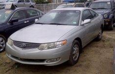 Toyota Solara 2003 Silver for sale