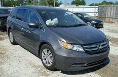 Honda Odyssey 2010 Grey for sale