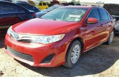 Toyota Highlander 2012 red for sale