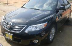 Fulling loaded Toyota Camry 2007 black for sale