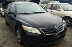 2015 Toyota Camry Black for sale
