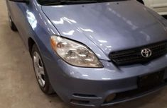 Toyota Matrix 2006 Blue for sale