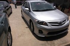 Toyota Corolla Sport 2012 FOR SALE