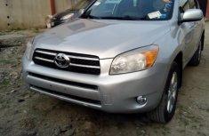 2008 Clean Toyota Rav4 for sale