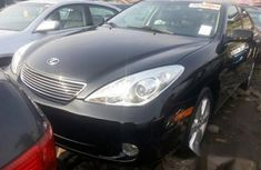 Lexus ES 330 2006 Black for sale