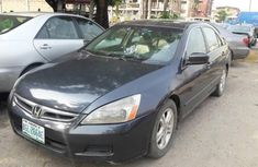 Honda Accord 2007 Petrol Automatic Grey/Silver for sale