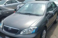 Toyota Corolla 2005 Grey for sale