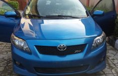 Toyota Corolla sport 2008 blue FOR SALE