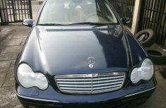 Mercedes-benz 2006 blue for sale