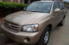 2004 Very nice Toyota Highlander for sale