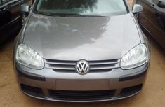 Volkswagen Golf 5 2005 Grey for sale