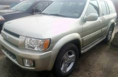 Almost brand new Infiniti QX Petrol 2001 for sale