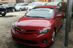 Toyota Corolla Sport 2012.FOR SALE