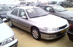 Peugeot 406 2005 silver for sale