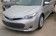 Toyota Avalon limited 2013 model for sale