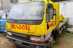 Mitsubishi Canter 2002 Diesel Manual Yellow for sale