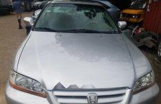2002 Honda Accord for sale in Lagos